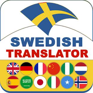 Swedish Translator - Svenska - náhled