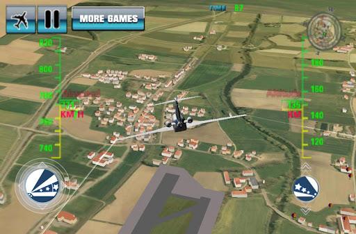 Flight pilot: Fly Plain 3D