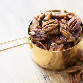 Spiced Pecans With Cloves Recipes