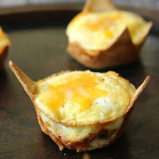 Taco Egg Muffin Cups.