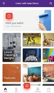 Colour with Asian Paints – Wall Paint & Design App 2