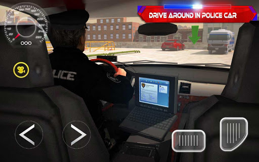 Multistory Police Car Parking Crime Escape Control 1.0 screenshots 3