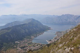 Photo: Bay of Kotor