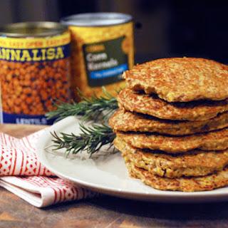 Corn & Lentil Patties