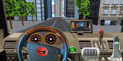 Driving Car Simulator