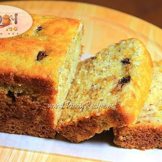 Pinoy Banana Bread Recipe