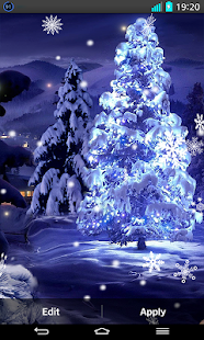 3D Christmas Wallpapers Free - náhled