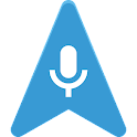 Navigation GPS Voice icon