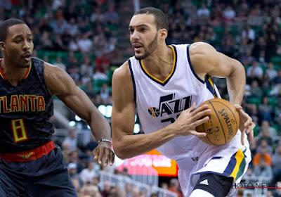 Jae'Sean Tate en Houston Rockets kunnen nog eens winnen, vlotte overwinning voor Utah Jazz