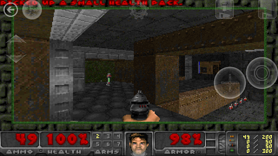 Delta Touch [THE Doom engine source port] for PC / Windows 7