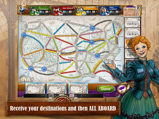 Download Ticket to Ride MOD APK 8