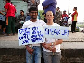 Photo: 4.1.14 Activista Nepal