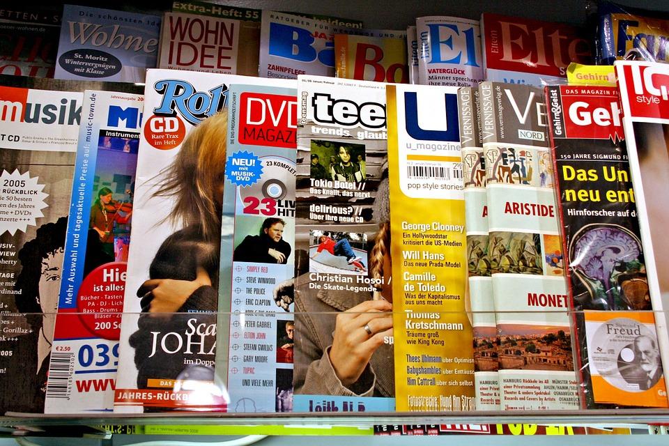 Gratis foto: Tijdschriften, Tijdschrift - Gratis afbeelding op ...