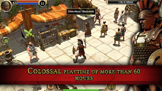Titan Questm Apk Download For Android and Iphone 3