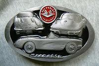 Bältesspänne Chevrolet Corvette C1 C2