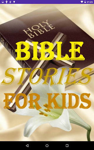 Bible Stories for Kids Apk Download Free for PC, smart TV