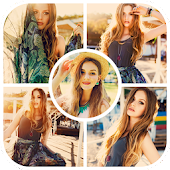 Collage Maker -  Snap Pic Collage  Photo Editor