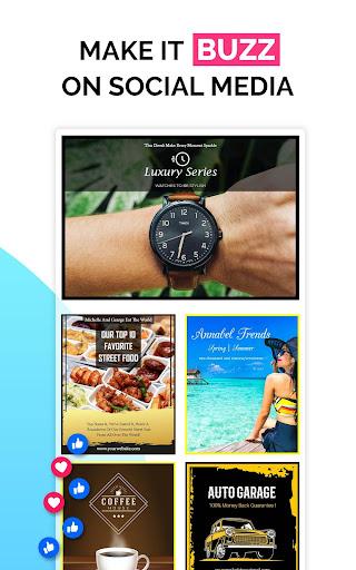 Poster Maker Flyer Maker Graphic Design App 28.0 Apk for Android 24