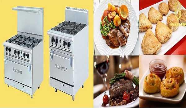 Bếp Âu 4 họng có mang lại sự tiện lợi, có thể nấu cùng lúc nhiều món ăn khác nhau