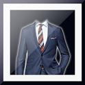 Stylish Man Photo Suit icon