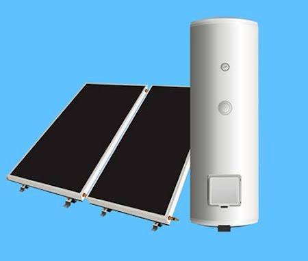 Warmtepompboiler - Zonneboiler
