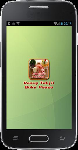 Resep Takjil