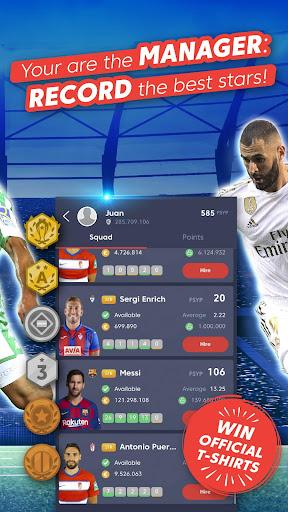 LaLiga Fantasy MARCAufe0f 2020 - Soccer Manager  screenshots 5
