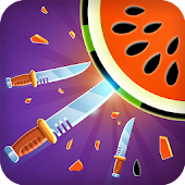 Fruit Hit Smash : Fun Knife Chop Games For Free Android APK Download Free By ANDROID PIXELS
