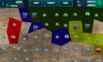 Screenshot of Strategy War