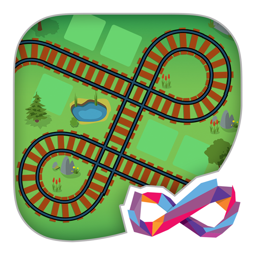 Gold Train FRVR - Best Railroad Connection Game