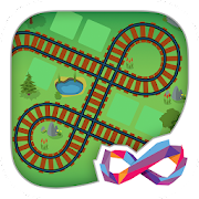 Gold Train FRVR – Best Railroad Connection Game MOD APK 1.5.3 (Free Shopping)