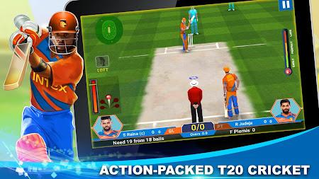 Gujarat Lions T20 Cricket Game 2.0.43 screenshot 1605601