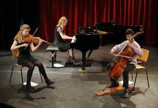 Photo: Trio Amelia - winnaars van het Jan Pasveerconcours 2015 - fotografie Ardito