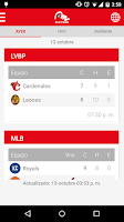 Screenshot of Meridiano Extra