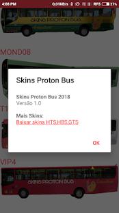 Skins Proton Bus - náhled