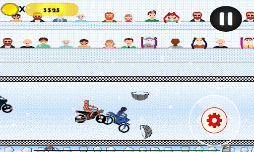 2D Bike Race
