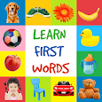 Learn First Words - Baby Flashcards apk