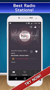 📻 Turkish Radio FM & AM Live! screenshot 1