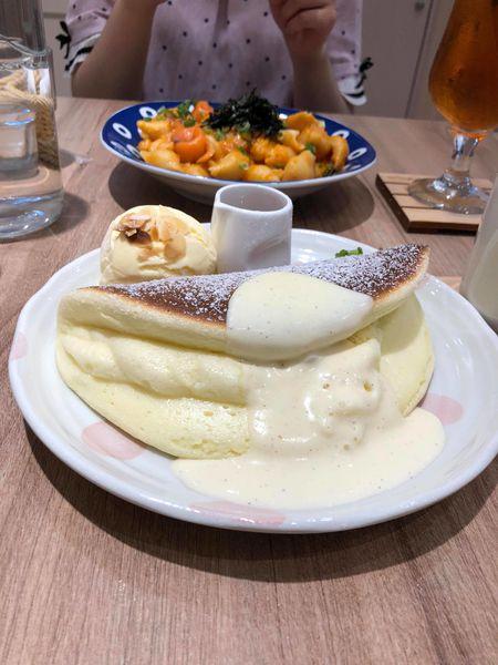 woosaパンケーキ 屋莎鬆餅屋-連平日都大排長龍的好吃網美下午茶