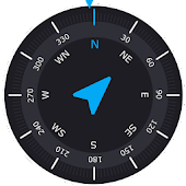 Digital Compass Map