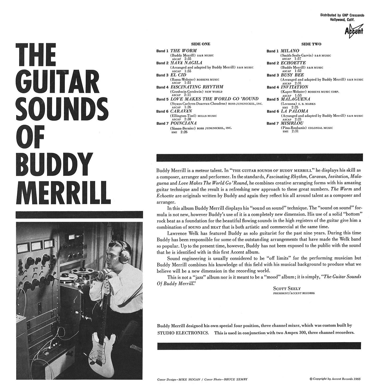 Buddy Merrill