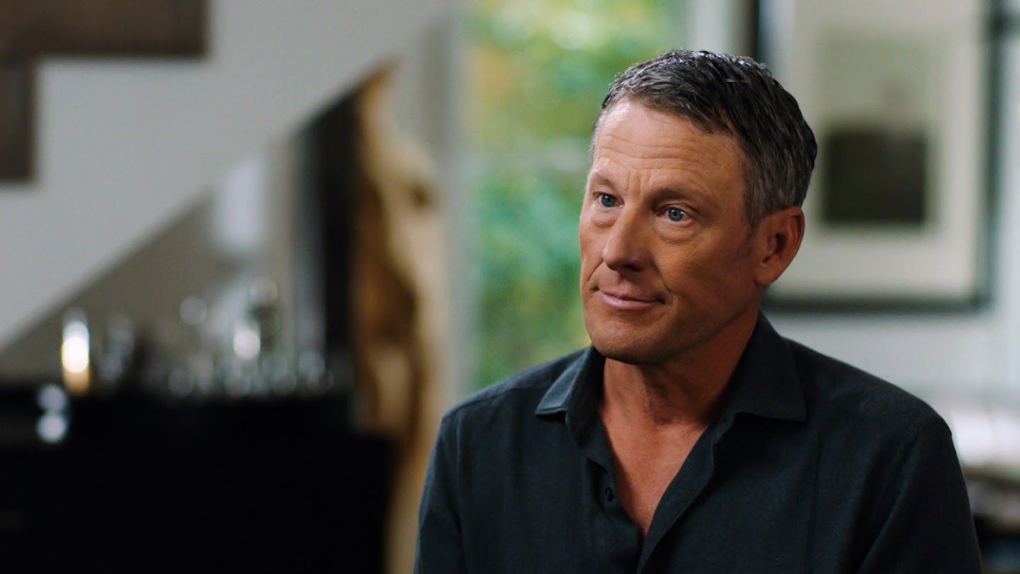 Watch Lance Armstrong: The Next Stage live