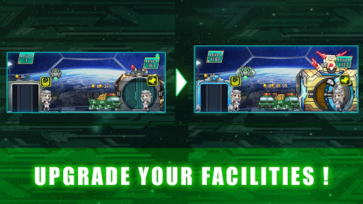 Idle Space Farmer - Waifu Manager Simulator screenshots 6