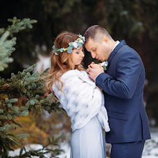 Wedding photographer Alena Maksimchuk (Alenmax). Photo of 24.02.2018