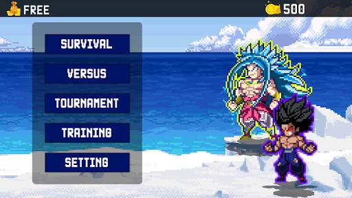 Télécharger Gratuit Legendary Mini Warriors  APK MOD (Astuce) screenshots 1