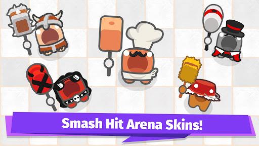 Smashers.io Foes in Worms Land 1.8 screenshots 3