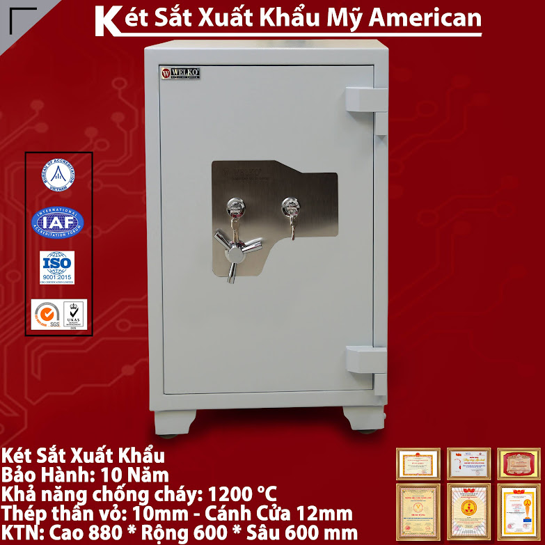 Fire Resistant safes