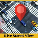 Live Earth Map 2020, Street View& GPS Route Finder icon