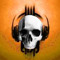 Skull Mp3 Player icon