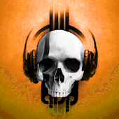 Skull Mp3 Player
